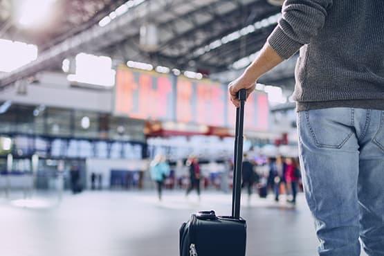 Correspondance entre Aéroport de Toulon et Aéroport Côte d'Azur